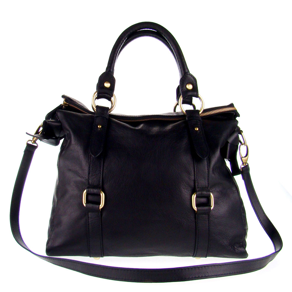 Black Leather Bags: dolcehouse.ml - Your Online Shop By Style Store! Get 5% in rewards with Club O!